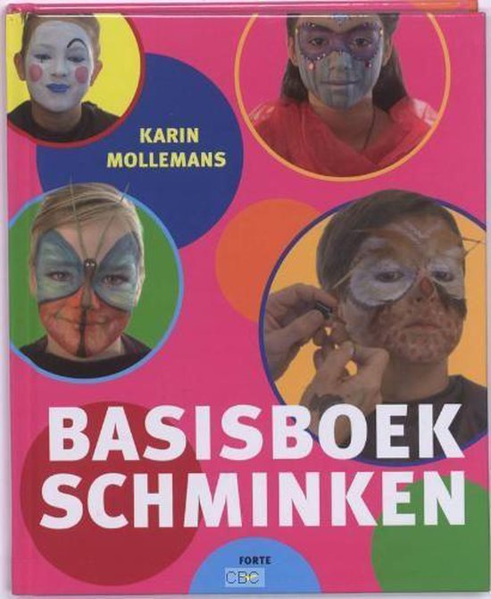 Verrassend bol.com | Basisboek schminken, Karin Mollemans | 9789058778666 PZ-66