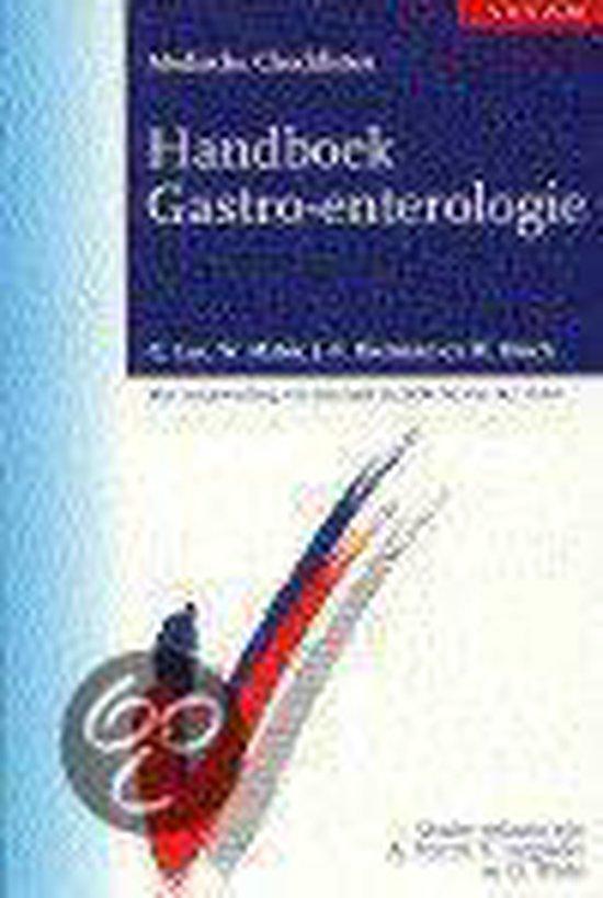 Handboek gastro-enterologie - J.-F. Riemann |