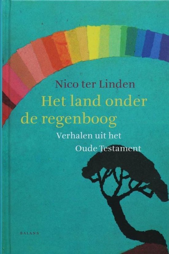 Het land onder de regenboog - Nico ter Linden |