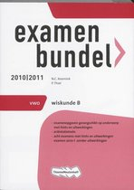 Examenbundel - Wiskunde B 2010/2011 - Deel VWO