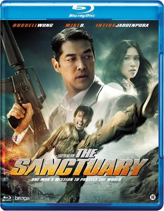Cover van de film 'The Sancturary'