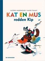 Kat en Mus redden Kip
