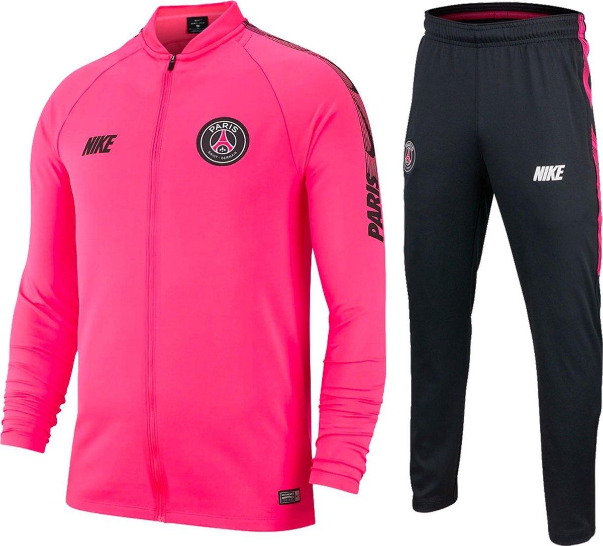 bol.com | Nike Dry PSG Trainingspak - Maat M - Mannen - roze ...