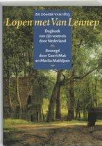 Lopen met Van Lennep