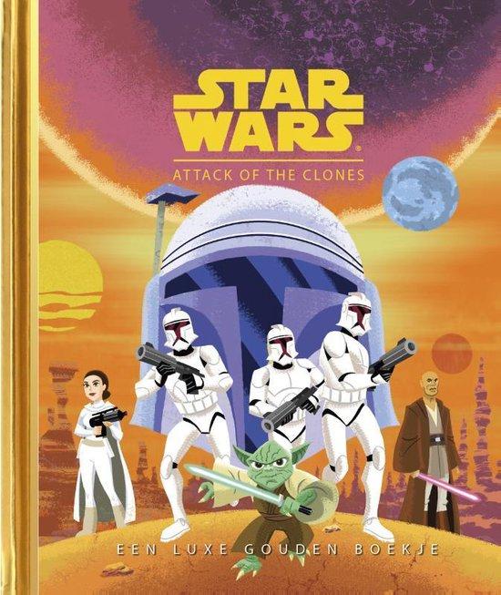 Gouden Boekjes - Star Wars: Attack of the Clones - none  