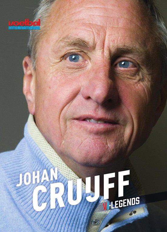 Boek cover VI Legends - Johan Cruijff van