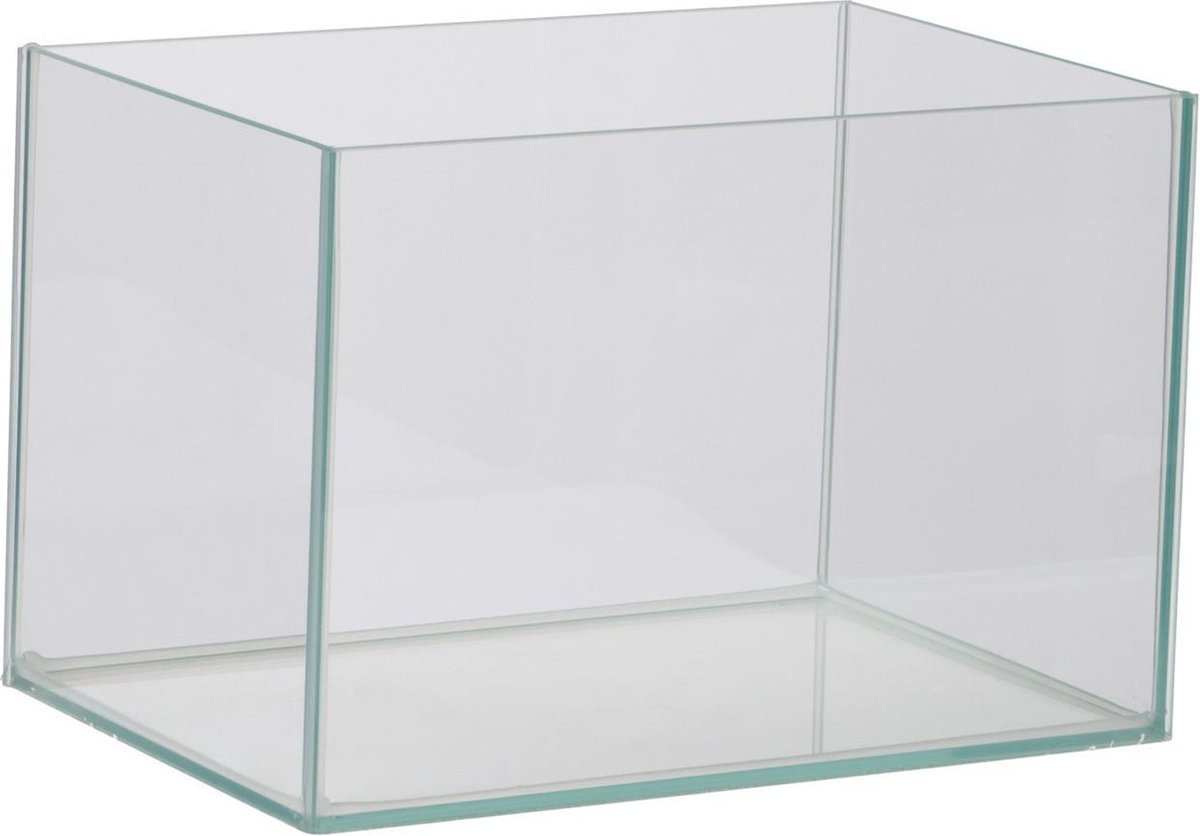 Waterhome Volglas Aquarium - 11 L - 30 x 19 x 20 cm