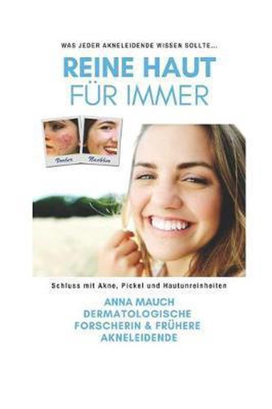Reine Haut F r Immer - Schluss Mit Akne, Pickel & Hautunreinheiten