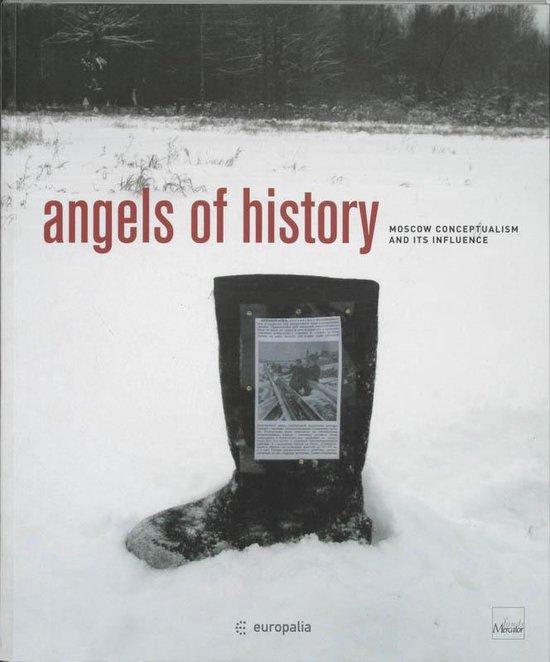Cover van het boek 'Angels of History'