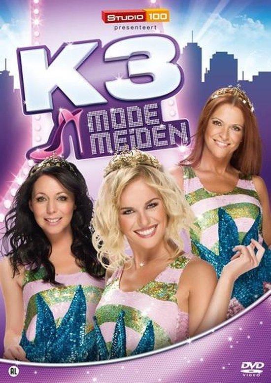 Cover van de film 'K3 - Mode Meiden'