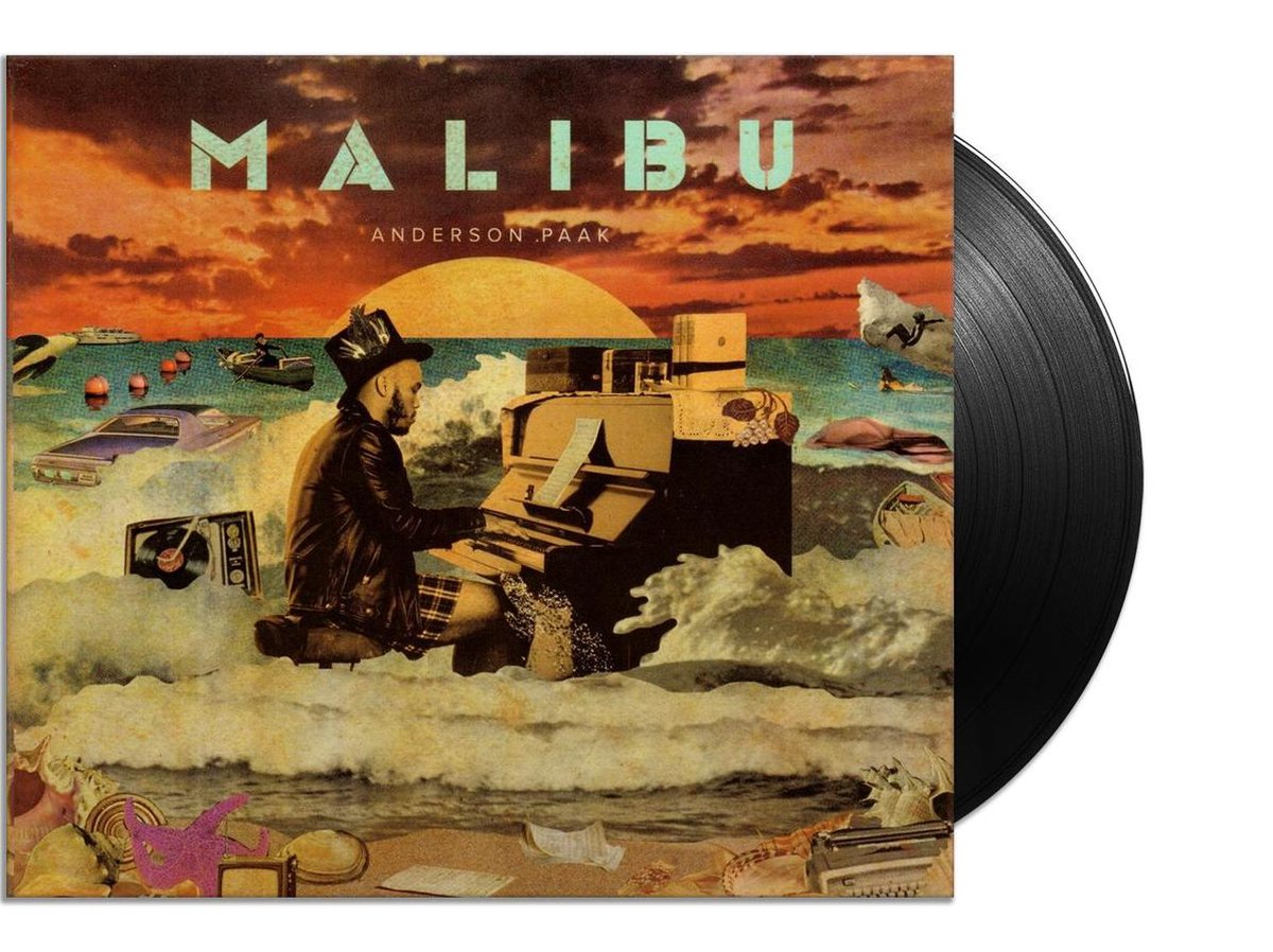 Malibu (LP) - Anderson Paak