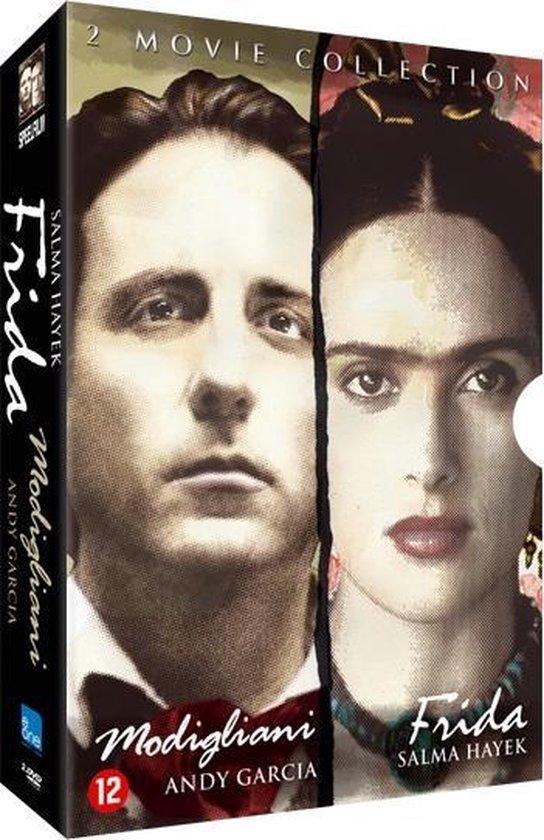 Cover van de film 'Great Painters Box - Frida/Modigliani'