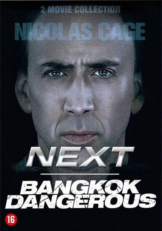 Cover van de film 'Nicolas Cage Box - Next/Bangkok Dangerous'