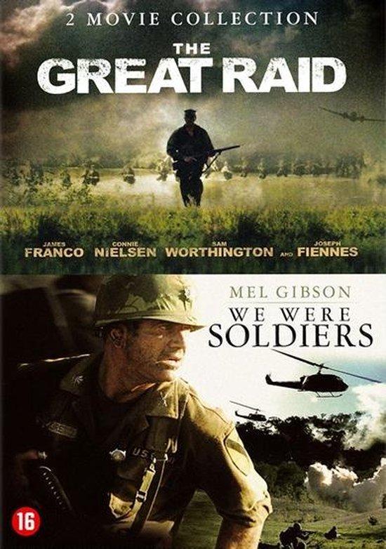 Cover van de film 'War Box - Great Raid/We Were Soldiers'