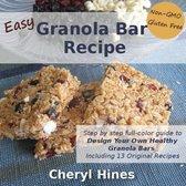Easy Granola Bar Recipe