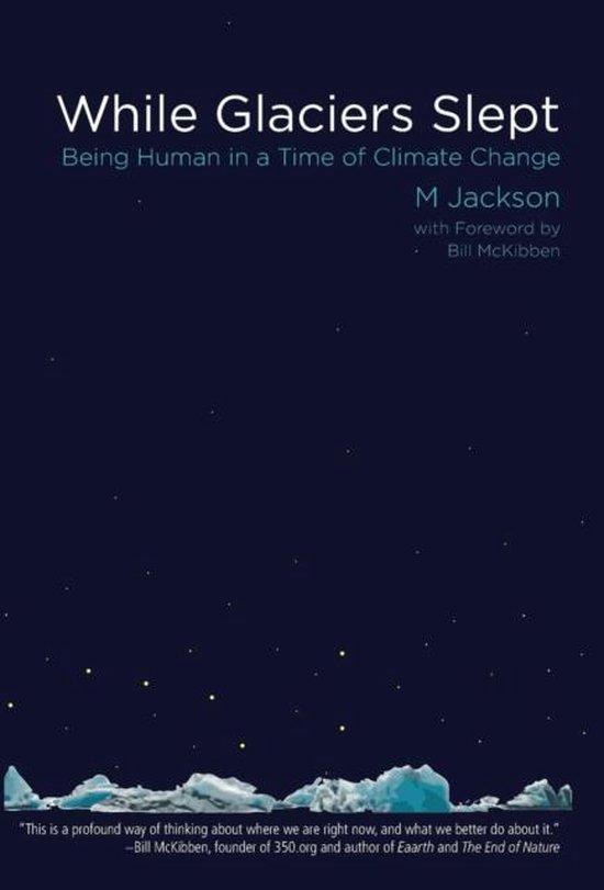 Boek cover While Glaciers Slept van Dr. M Jackson (Hardcover)