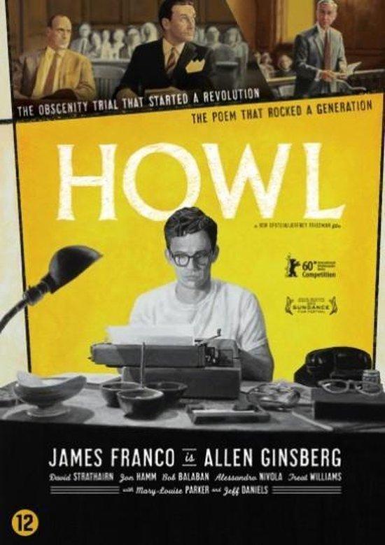 Cover van de film 'Howl'