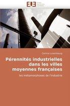 P�rennit�s Industrielles Dans Les Villes Moyennes Fran�aises