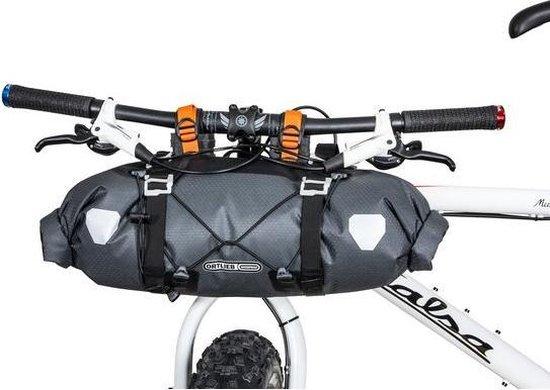 Ortlieb Stuurtas Bikepacking F9921 Slate/Zwart