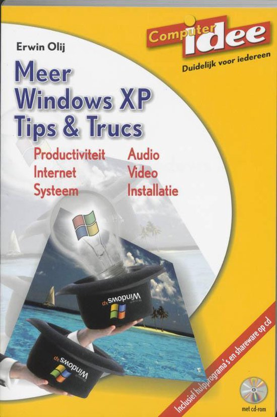 Meer Windows Xp Tips & Trucs - Carson McCullers  