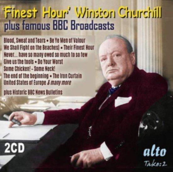 Finest Hour: Winston Churchill'S Greatest Speeches