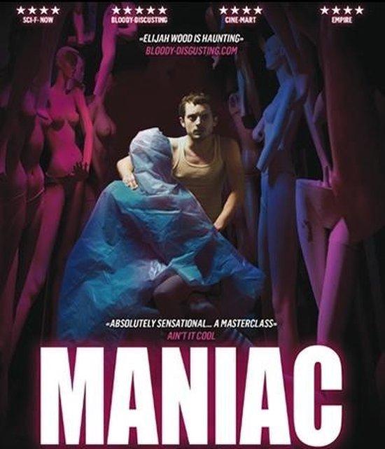 Cover van de film 'Maniac'