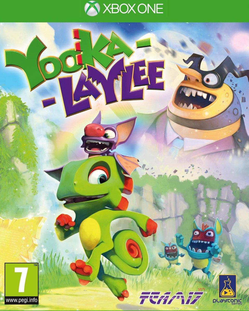 Yooka-Laylee – Xbox One
