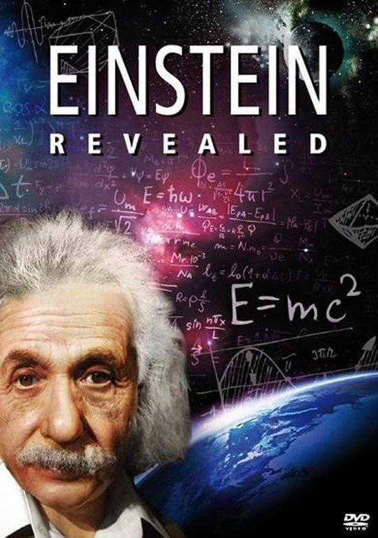 Cover van de film 'Albert Einstein - Revealed'