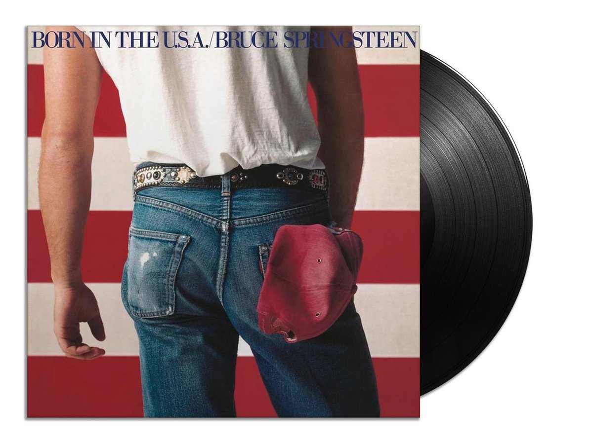 Born In The U.S.A. (LP) - Bruce Springsteen