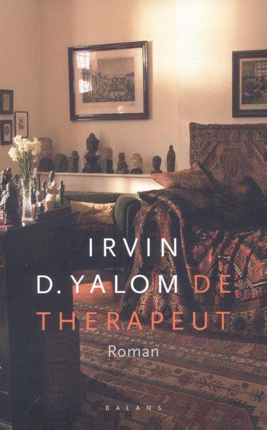 De therapeut - I.D. Yalom |