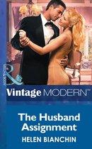 The Husband Assignment (Mills & Boon Modern)