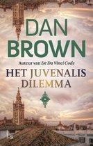 Boek cover Het Juvenalis dilemma van Dan Brown (Paperback)