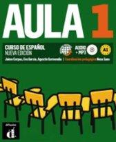 Aula - nueva edición (edición especial para España) 1 libro del alumno + audio mp3