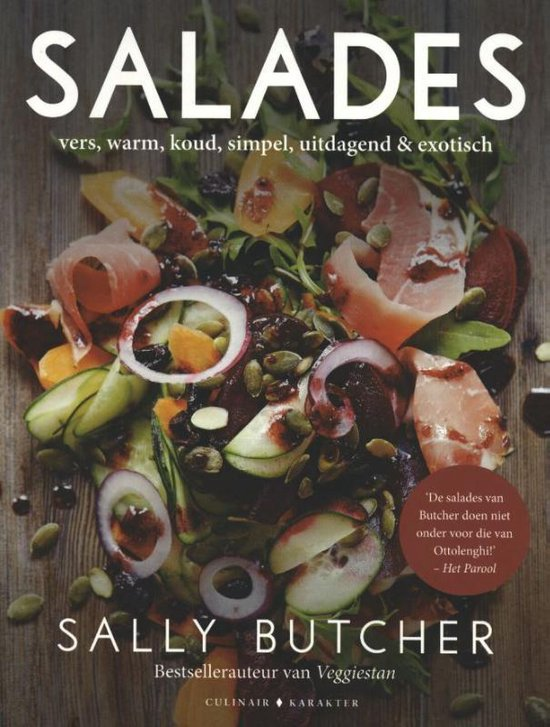 Salades - Sally Butcher |
