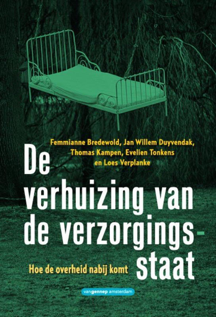 De verhuizing van de verzorgingsstaat - Femmianne Bredewold
