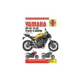 Yamaha MT-07 (Fz-07), Tracer & XSR700 Service and Repair Manual