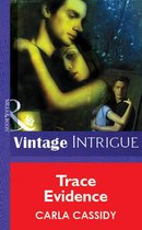 Omslag Trace Evidence (Mills & Boon Vintage Intrigue)