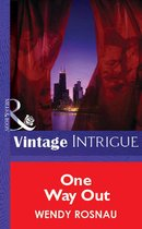 Omslag One Way Out (Mills & Boon Vintage Intrigue)