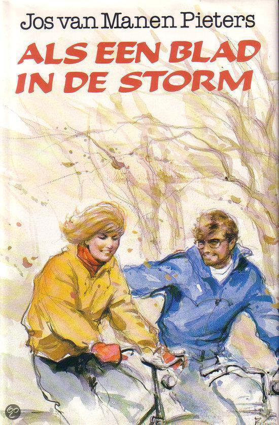 ALS EEN BLAD IN DE STORM - Jos Van Manen-Pieters pdf epub