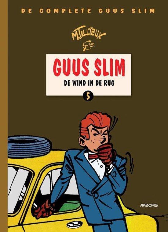 Guus slim, de complete Lu05. de wind in de rug (luxe editie) - Maurice Tillieux pdf epub