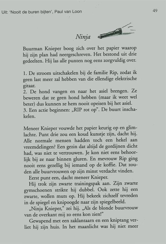 Een boek voor twee leesboek leerjaar 5/groep 7 - Hilde van Keer |