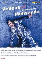 Pelleas Et Melisande, Zurich 2004