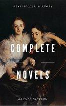 Omslag The Brontë Sisters : Complete Novels