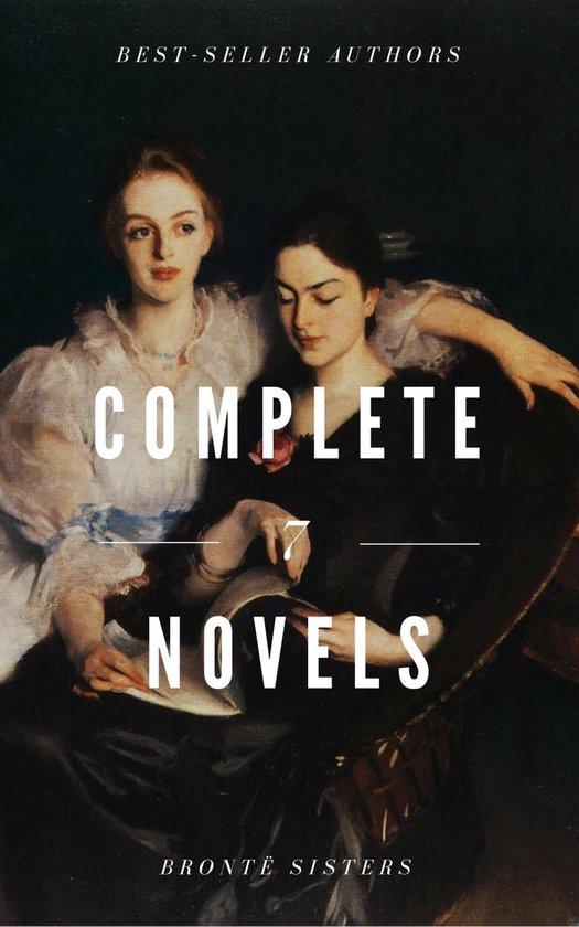Omslag van The Brontë Sisters : Complete Novels