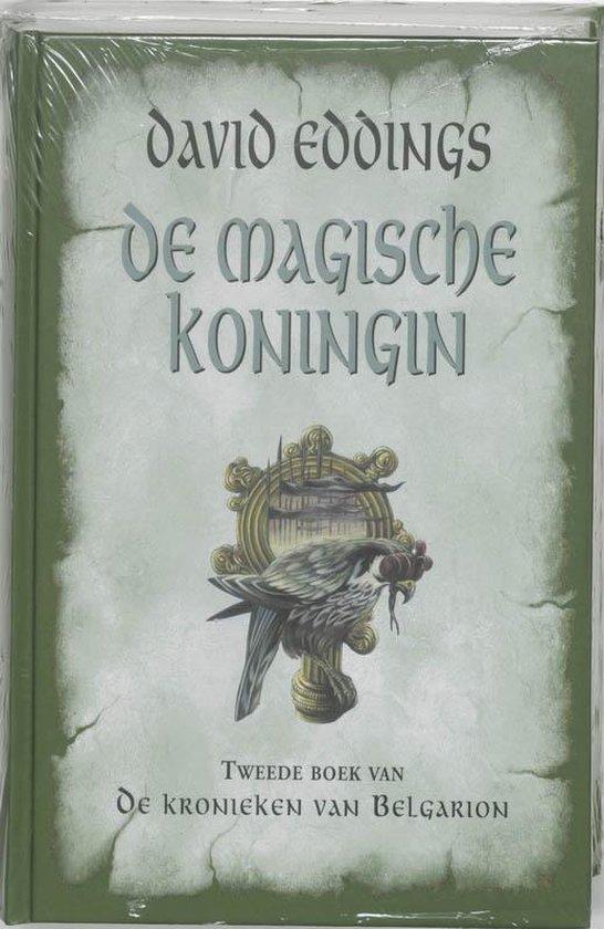 De Magische Koningin - David Eddings |