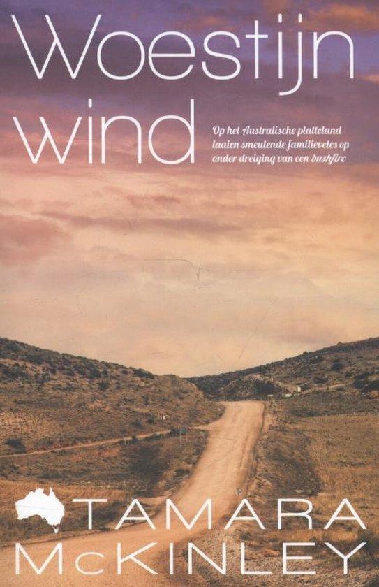 Woestijnwind - Tamara McKinley | Readingchampions.org.uk