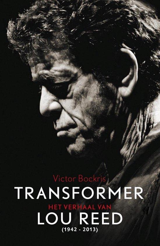 Transformer - biografie Lou Reed - Victor Bockris  