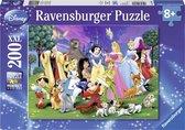 Ravensburger puzzel Disney's lievelingen - Legpuzzel - 200 stukjes