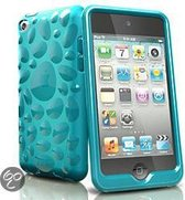 iSkin Pebble iPod Touch 4 Blue