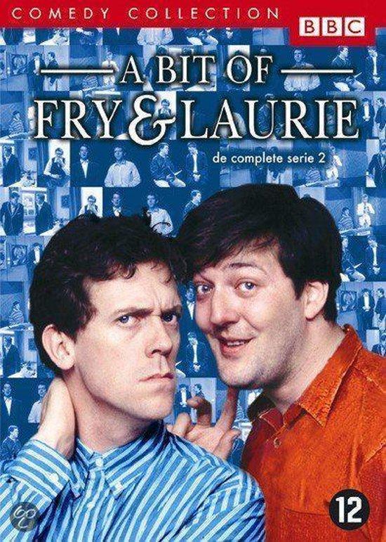 Cover van de film 'A Bit Of Fry & Laurie'